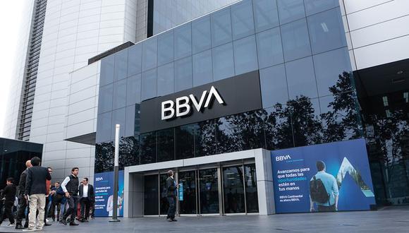 Nuevas medidas anuncia el banco BBVA en el Perú, ante propagación del nuevo COVID-19. (Foto: GEC)