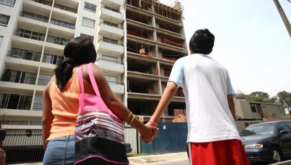 En promedio, el sector espera que los precios de las viviendas se eleven en 1,96% en los próximos seis meses.