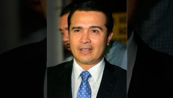Estados Unidos acusa de tráfico de cocaína al hermano del presidente de Honduras. (Foto: Archivo de AFP)
