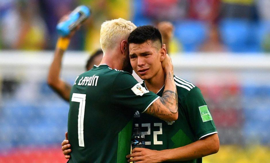 Hirving Lozano se perderá la Copa de Oro por lesión de rodilla. | Foto: Reuters