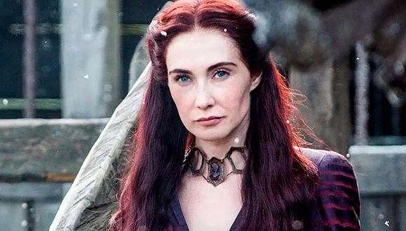 "Carice van Houten interpretó a la sacerdotisa roja Melisandre en ""Game of Thrones"". (Foto: HBO)"