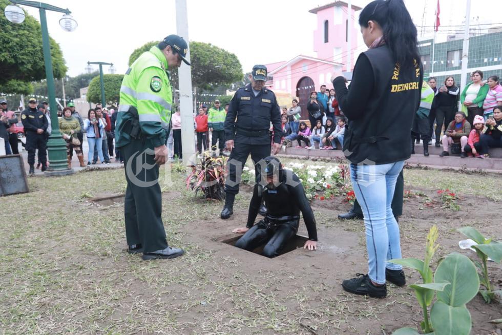 (Lino Chipana / El Comercio)
