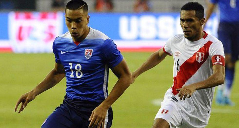 Selección peruana: ¿Quién fue el mejor frente a Estados Unidos?