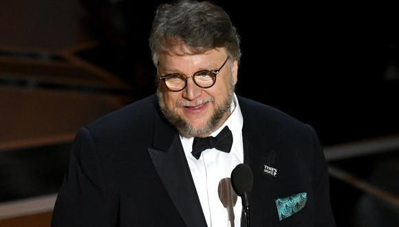 Antonio Banderas, Eugenio Derbez y Guillermo del Toro nominados a los Premios Imagen. (AFP)