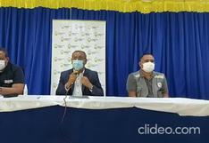 Gobernador de Tumbes descarta que exista una nueva variante del COVID-19 en su región   VIDEO