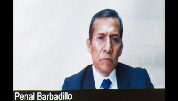 Así se realizó la audiencia en la que se evaluaron las apelaciones presentadas por las defensas legales de Ollanta Humala y Nadine Heredia contra la prisión preventiva que se impuso a ambos hace unas semanas. (Foto: Anthony Niño de Guzmán / El Comercio)