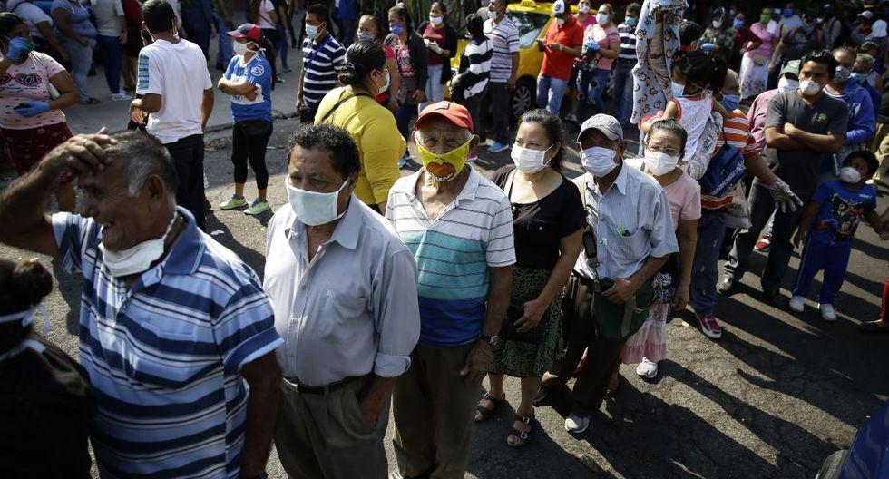 En El Salvador rige una cuarentena domiciliar obligatoria para detener el avance del COVID-19 (Foto: EFE)