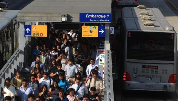 Metropolitano: aumentan 8 buses para cubrir aumento de demanda
