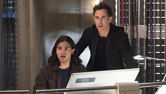 """The Flash"" pierde a dos de sus protagonistas. (Foto: The CW)"