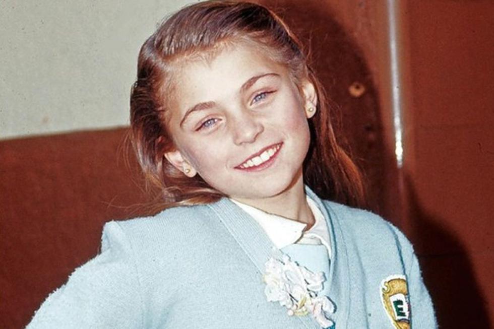 """""""Carrusel"""" fue la primera aventura de Ludwika Paleta como actriz, cuando tenía 11 años (Foto: Televisa)"""