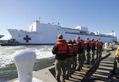 Buque hospital de EE.UU. irá a 11 países de Latinoamérica para asistir a venezolanos