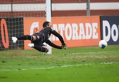 José Carvallo y las frases a lo 'Dibu' Martínez para salvar a Universitario ante Sport Huancayo   VIDEO