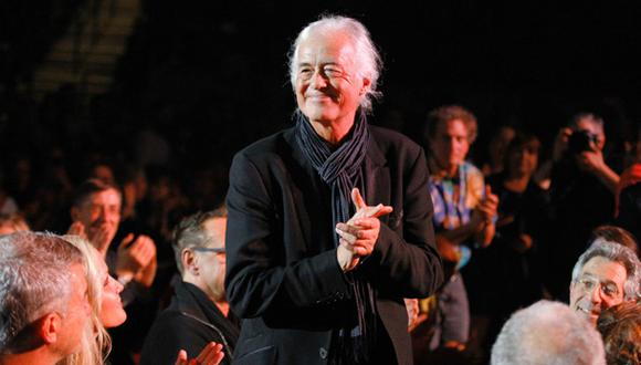 """Jimmy Page: """"He sido un hedonista responsable"""""""