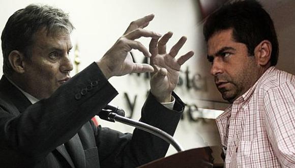 Figallo ahora dice que Belaunde Lossio no puede ser colaborador