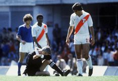 José Velásquez y la falta que nadie esperaba que cometiera en España 82