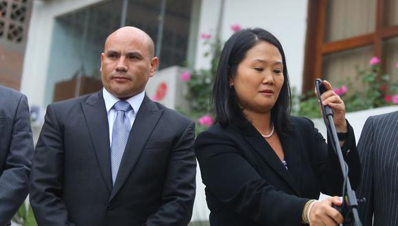 La fiscalía decidió reabrir la investigación preliminar en contra de Keiko Fujimori y de Joaquín Ramírez por presunto lavado de activos. (Foto: Archivo El Comercio)