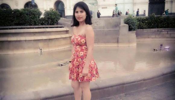 La joven Eyvi Ágreda fue sometida este miércoles a una quinta operación. (Facebook)
