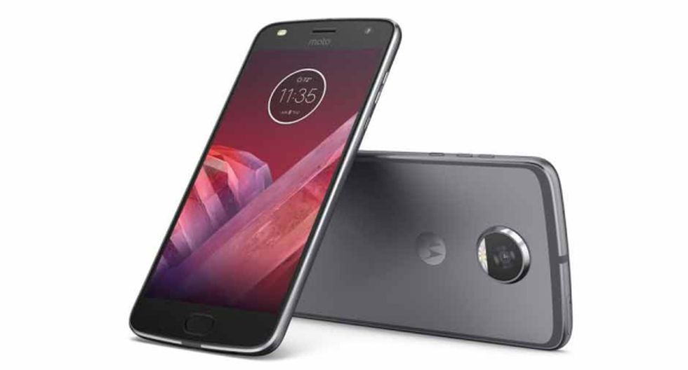Con el Moto Z2 Play, Motorola le da continuidad a su propuesta de smartphones modulares.