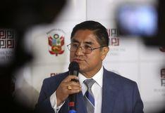 Fiscalía presentó nueva denuncia constitucional contra Hinostroza