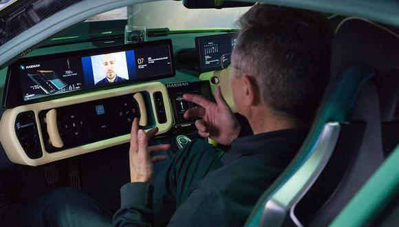 CES 2016: Microsoft y Harman convierten un auto en una oficina