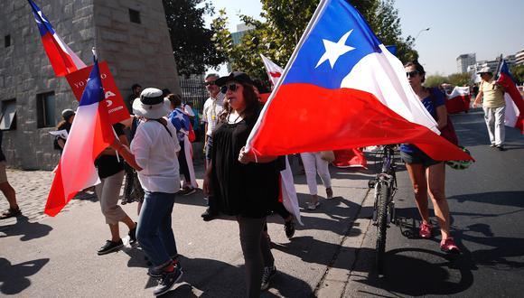 El precio del dólar en Chile abrió al alza. (Foto: EFE)