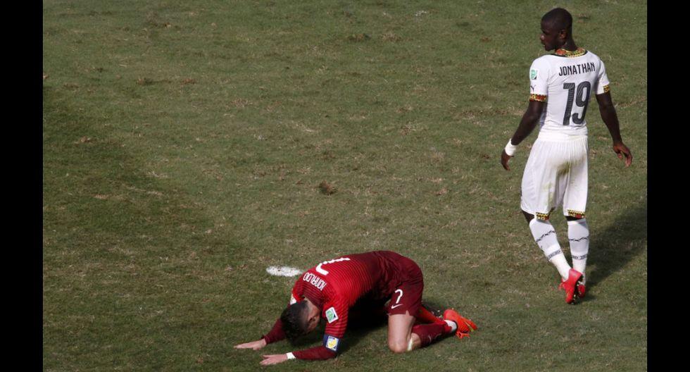 Cristiano Ronaldo: las fotos de Brasil 2014 que no quiere ver - 5