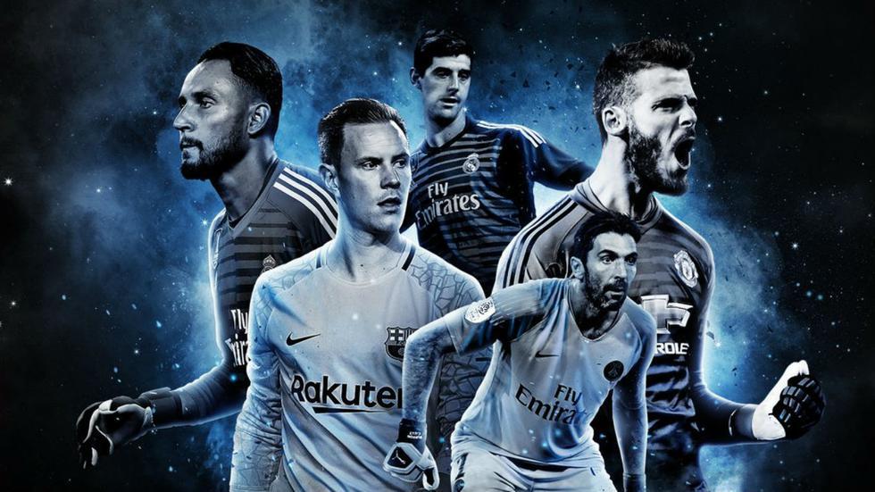 Navas, De Gea, Ter Stegen y los diez arqueros con los sueldos más altos en el mundo del fútbol. (Foto: AFP)
