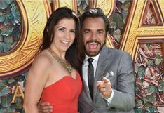 Alessandra Rosaldo responde a rumores de separación de Eugenio Derbez