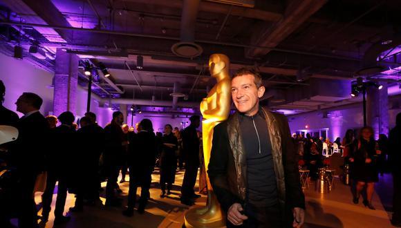 """Antonio Banderas, nominado al Oscar a Mejor Actor por la película """"Dolor y Gloria""""."""