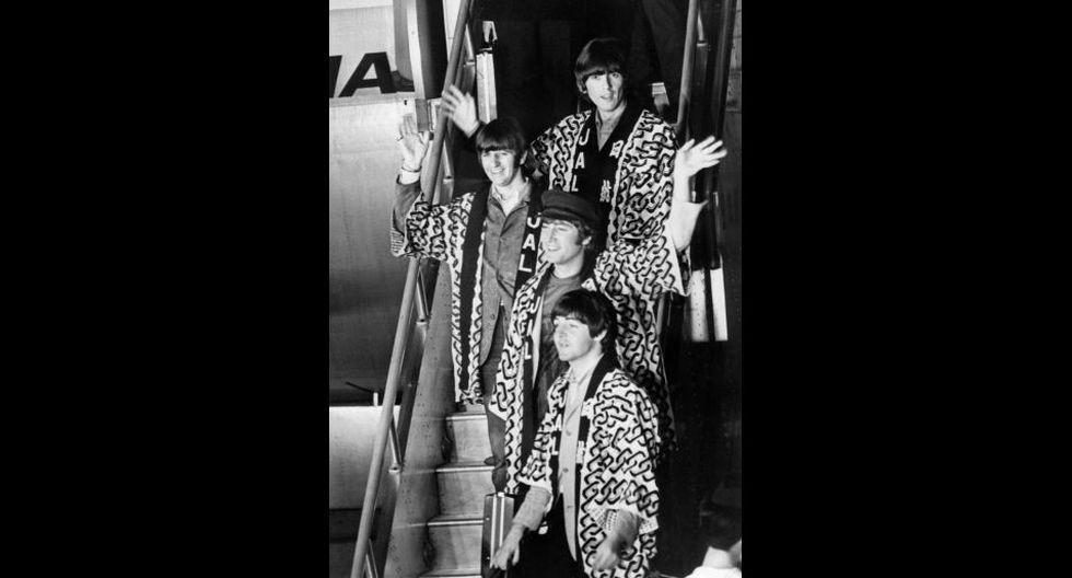El resultado de las tensiones en la banda fue una tremenda explosión de estilos musicales en treinta canciones. (Foto: AFP)