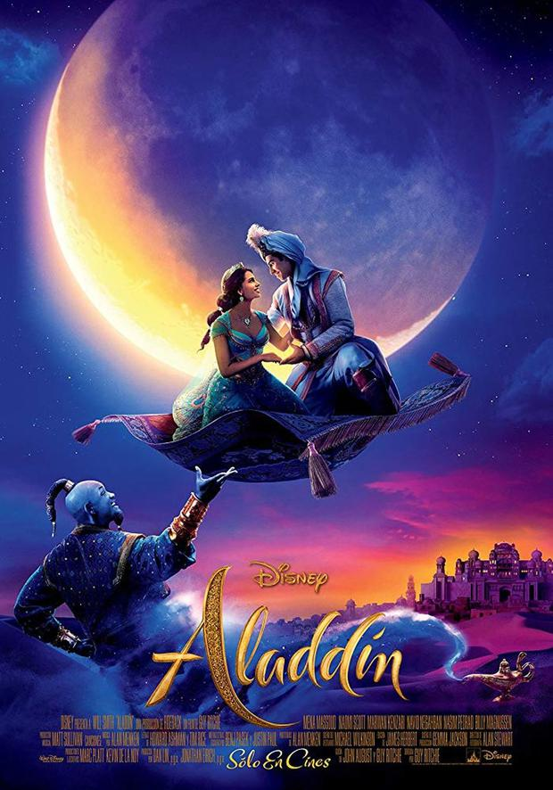 """Another poster of """"Aladdin"""" (Photo: Disney)"""