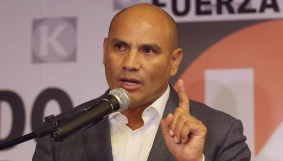 """Ramírez """"no recuerda"""" cuánto aportó a campaña del fujimorismo"""