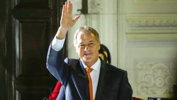 Muñoz resaltó que se trató de una reunión cordial y positiva. (Foto: Andina)