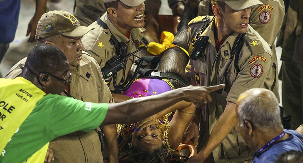 Carnaval de Río: La segunda tragedia en dos días [FOTOS] - 5