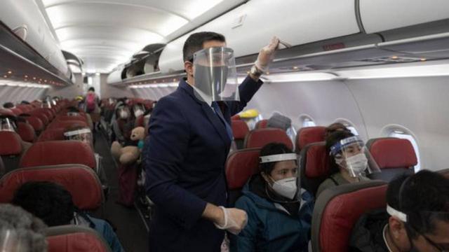 Los vuelos internacionales desde y hacia el Perú se reiniciarían el 15 de octubre. Es muy probable que primero operen entre los países que son parte de la Alianza del Pacífico (además del Perú, Chile, Colombia y México).