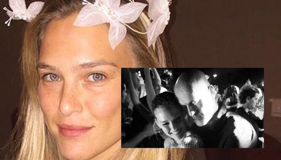 Bar Refaeli se casó con el empresario Adi Ezra