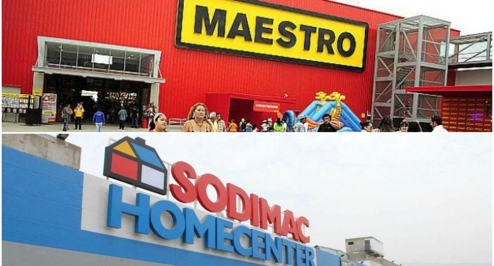 SODIMAC/MAESTRO