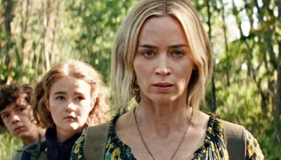 """¿Evelyn, Regan y Marcus Abbott aparecerán en el spin-off de """"A Quiet Place""""? (Foto: Paramount Pictures)"""