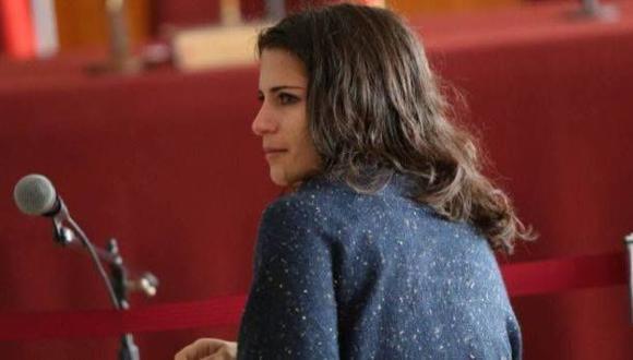Eva Bracamonte, por primera vez en nueve años, fue declarada inocente en el caso Fefer. (USI)