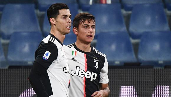 La Federación de Fútbol Italiano dispuesta a terminar la Serie A 2019-2020 en noviembre   Foto: AFP