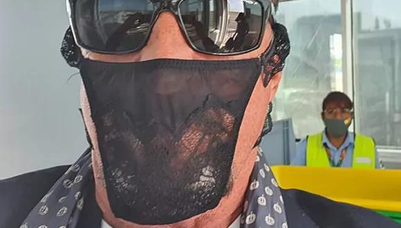 John McAfee fue detenido por unas horas en Noruega por negarse a llevar una mascarilla certificada para protegerse del coronavirus.