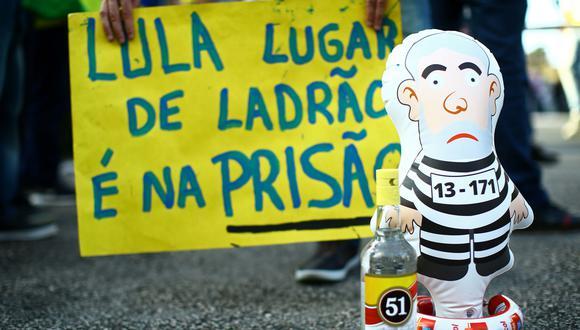 Lula da Silva está preso, ¿y ahora qué pasa en Brasil? (AFP).