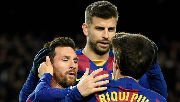 Barcelona debuta en la competición, mientras que Ibiza viene de eliminar a Pontevedra y al Albacete para medirse contra el equipo catalán. (Foto: AFP)