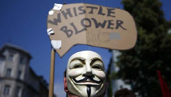 El papel del 'whistle blowers' frente a la corrupción [Opinión]