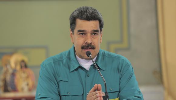 """Operación Libertad: Nicolás Maduro dice contar con la """"total lealtad"""" de los jefes militares de Venezuela . Foto: Archivo de AFP"""