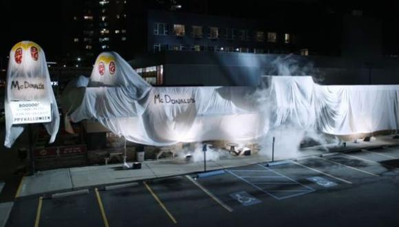 "YouTube: Burger King se ""disfrazó"" de McDonald's por Halloween"