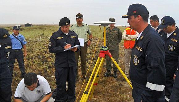 """Gamarra destacó que los trabajos técnicos se han desarrollado de acuerdo a lo conversado en la última reunión """"2+2"""" entre las cancillerías y ministerios de Defensa de ambos países. (Foto: Difusión)"""