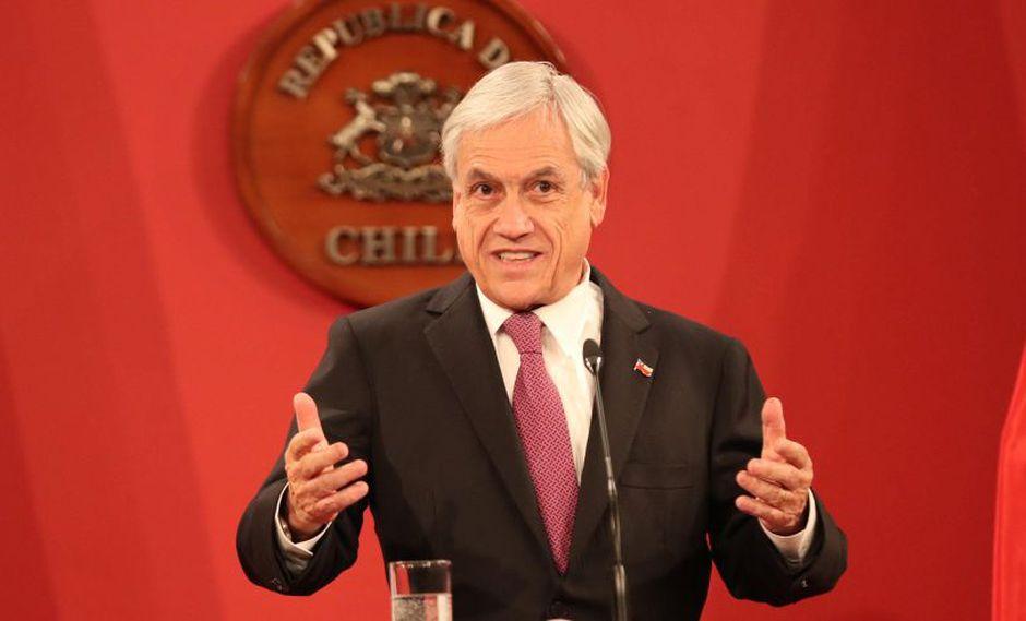 """Presidente de Chile, Sebastián Piñera, dice que intervención militar en Venezuela """"es una mala opción"""" (Foto: EFE)"""