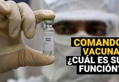 Comando Vacuna: ¿por qué su trabajo es primordial durante la pandemia del coronavirus?