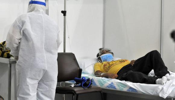 Coronavirus en Ecuador   Últimas noticias   Último minuto: reporte de infectados y muertos por COVID-19 hoy, Jueves 15 de abril del 2021.  (Foto: JOSE SANCHEZ LINDAO / AFP).